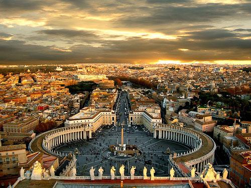 Toeristische info Rome